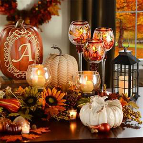 Get Cozy with Fall Décor