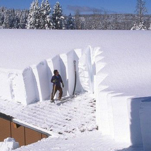 How Much Snow is Too Much Snow on Your Roof?