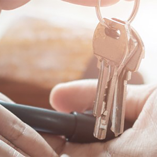 Don't Let House Keys Fall Into the Wrong Hands