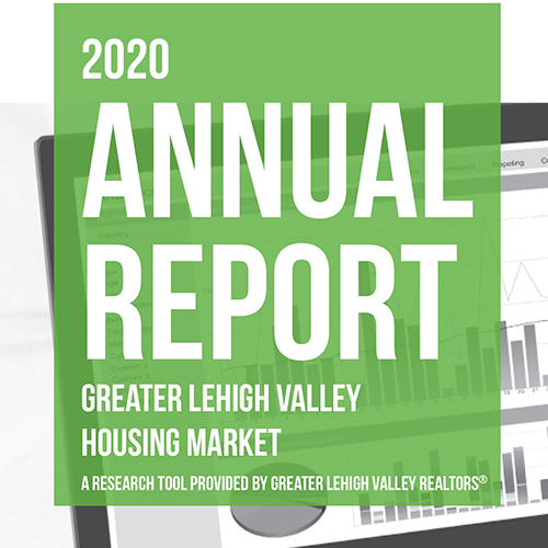Greater Lehigh Valley REALTORS® Release 2020 Annual Report