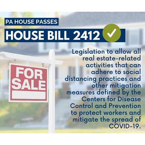 House Bill 2412: How Your Reps Voted and What's Next
